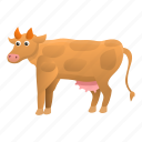 animal, baby, cow, food, house, summer