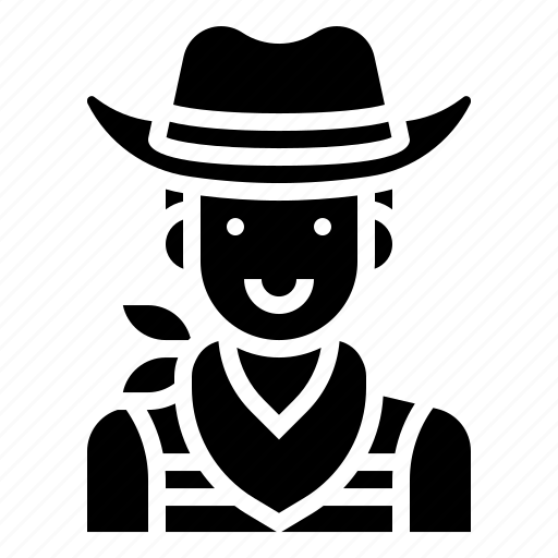 Avatar, cowboy, human, male, man icon - Download on Iconfinder