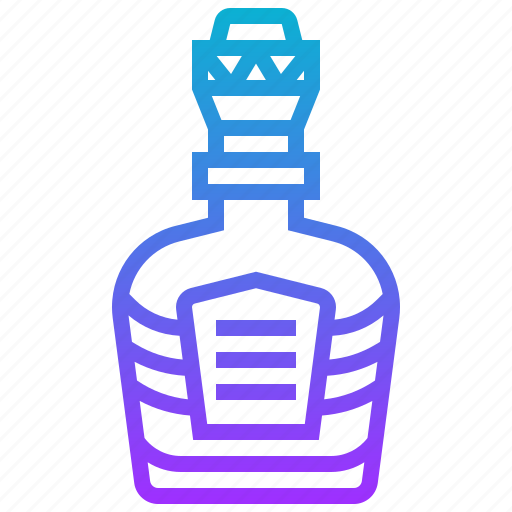 alcohol, beverage, bottle, drink, water icon