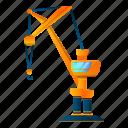 business, cabine, car, crane, frame