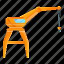 business, car, cargo, crane, distribution, water