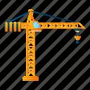 business, construction, car, house, crane