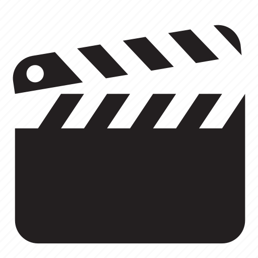 cinema, film, grid, movie, project, video icon
