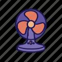fan, cooler, ventilator, cooling, wind, cooling fan, summer