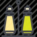 bottle, colored, oil, olive oil, vinegar icon