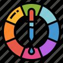 color, design, paint, palette, pantone icon