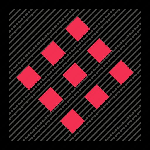design, dots, many icon