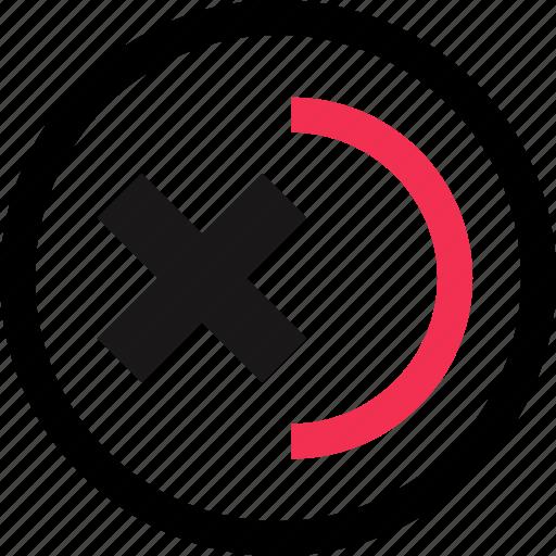 curve, design, x icon