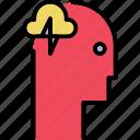 brainstorm, idea, bulb, creative