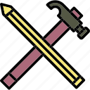 build, tool, equipment, tools