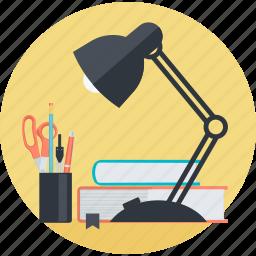 design, flat design, office, round, studio, workflow icon