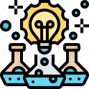 experiment, research, solution, analysis, idea