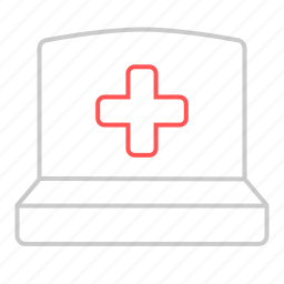 ambulance, emergency, medical, medical transport, siren icon