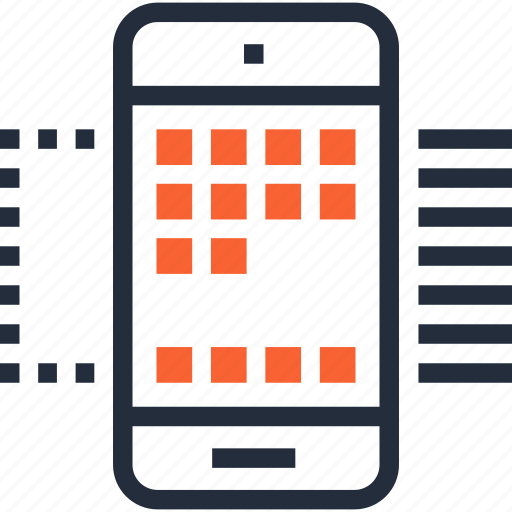 app, application, design, development, mobile, software, ui icon