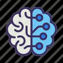 thinking, brain, think, processing