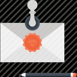 brand, corporate, design, development, identity, letter, mail icon