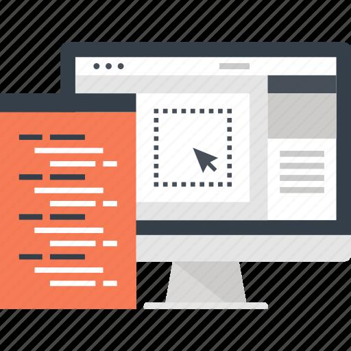 app, application, coding, design, development, program, software icon