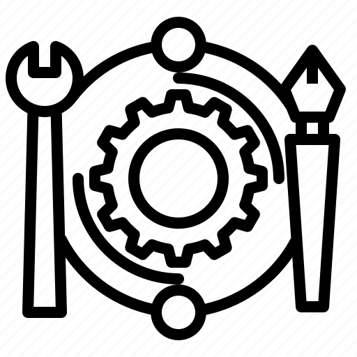 Configulation, imagination, innovation, inspiration, invention, progress, solution icon - Download on Iconfinder