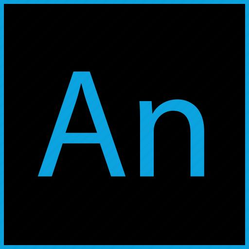 adobe an animate animation icon