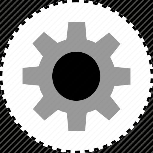 gear, option, settings icon