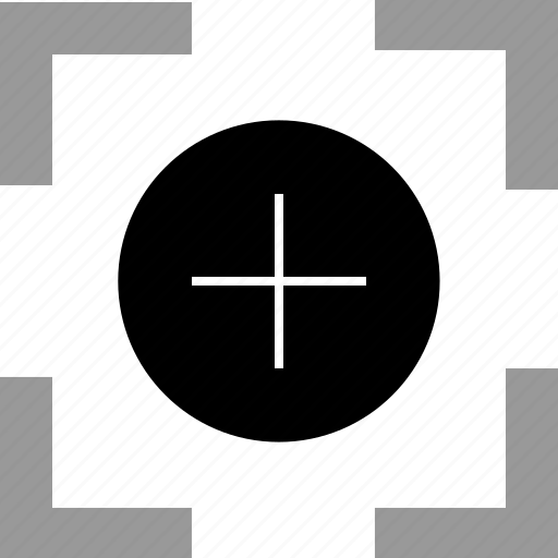 cross, design, plus, thinking icon