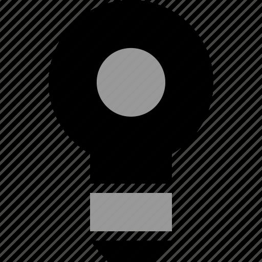 Brilliant, bulb, idea, light icon - Download on Iconfinder