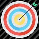 aim, business, marketing, seo, target
