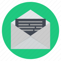 business, communication, contact, email, email template, message icon