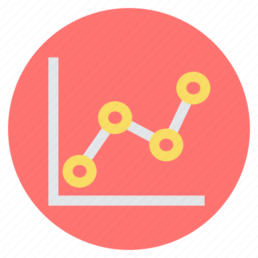 analytics, graph, growth, line graph, report, seo, statistics icon