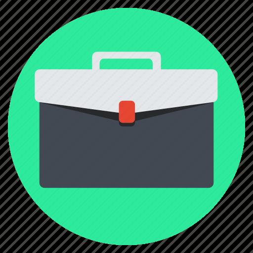 briefcase, business, finance, portfolio, profile, suitcase icon