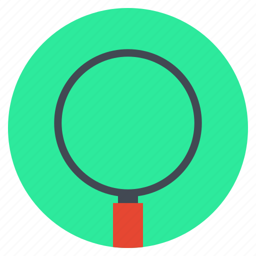explore, find, lens, magnifier, magnify, search, zoom icon