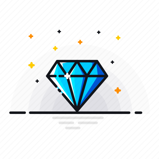 diamond, jewel, jewellery, jewelry, ruby, stone, vision icon
