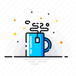 beverage, coffee, cup, drink, drinks, mug, tea icon
