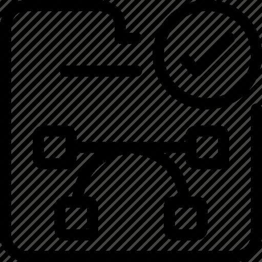 Art, design, document, file, folder icon - Download on Iconfinder
