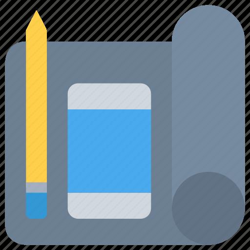 App, development, planning, sitemap, smartphone, workflow icon - Download on Iconfinder