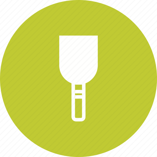 cement, construction, plaster, tool, trowel, wall, worker icon