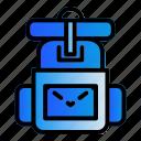 adventure, bag, bagpack, camp icon