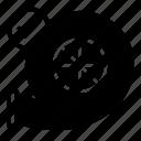 engine, turbo, accept, car, machine, service icon