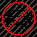 car, no, parking, road, sign