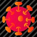 corona, covid, infection, pneumonia, virus icon