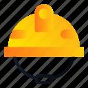 cap, helmet, protection, safety, work