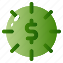 finance, goal, money, target