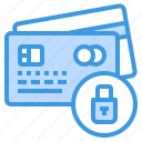 banking, buy, credit card, money, payment, safe icon