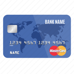card, credit, debit, mastercard, money, pay, payment icon
