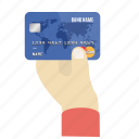 card, credit, credit card in hand, debit, mastercard, payment, store