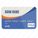 bank, credit card, dollar, money, pay, payment, visa