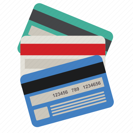 cards, credit, debit, money, pay, payment, visa icon
