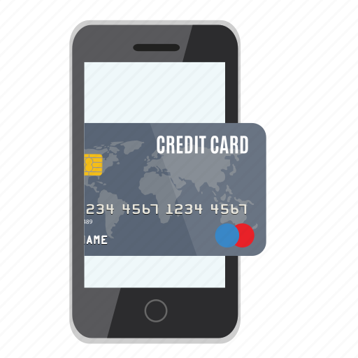 card, charge, credit, mobile payment, online, pay, payment icon