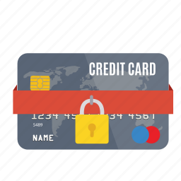 card, credit, money, protect, protection, safe, security icon