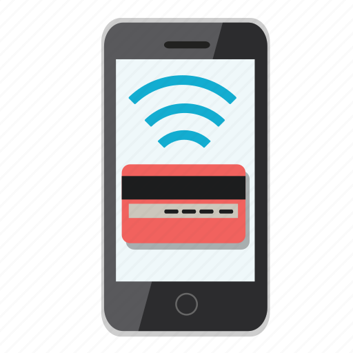 card, credit, debit, mobile payment, money, pay, store icon